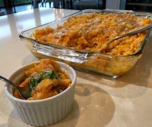 Macrobiotic Macaroni and Cheese