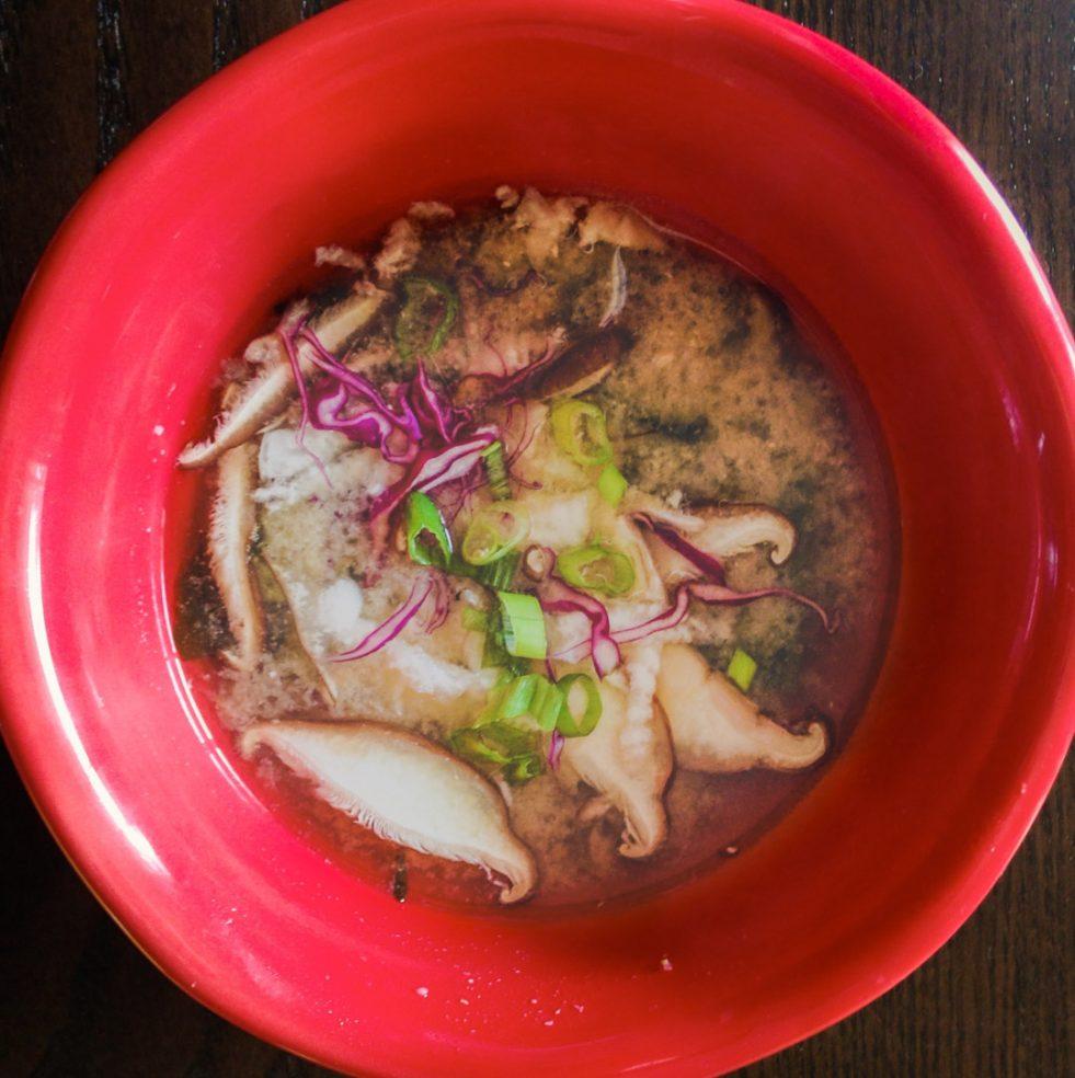 Miso soup (1)