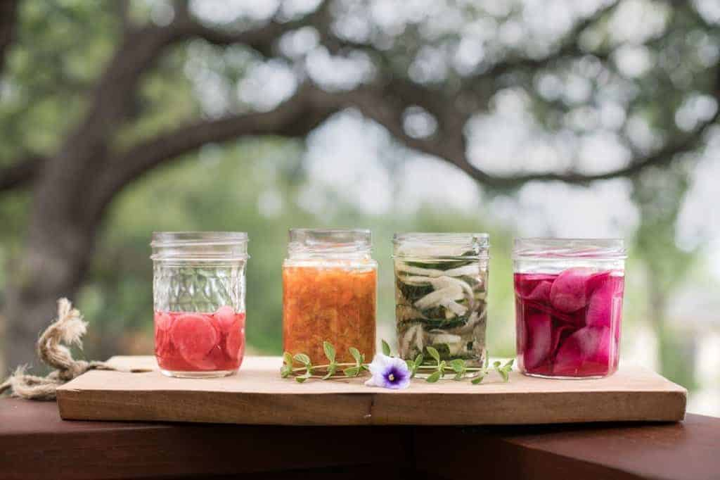 Quick Ume Pickles (Naturally Fermented)