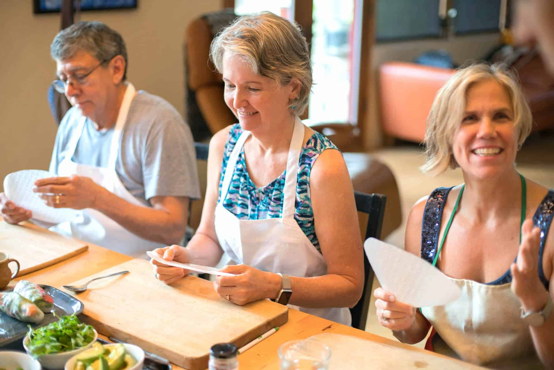 Cooking Class Descriptions & Registration