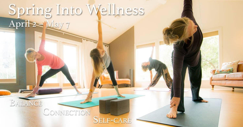 Spring Into Wellness with Rachel Zierzow