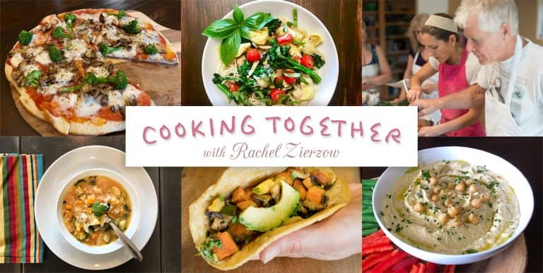 Cooking Together with Rachel Zierzow