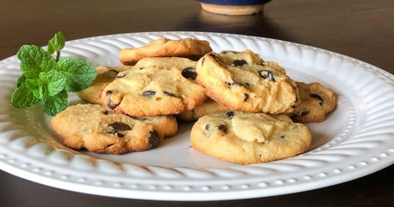 Grain-Free Chocolate Chip Cookies • Cook Love Heal by Rachel Zierzow