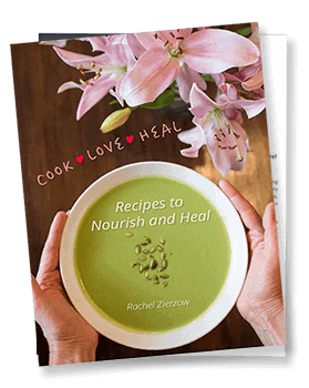 Cook Love Heal with Rachel Zierzow • E-books